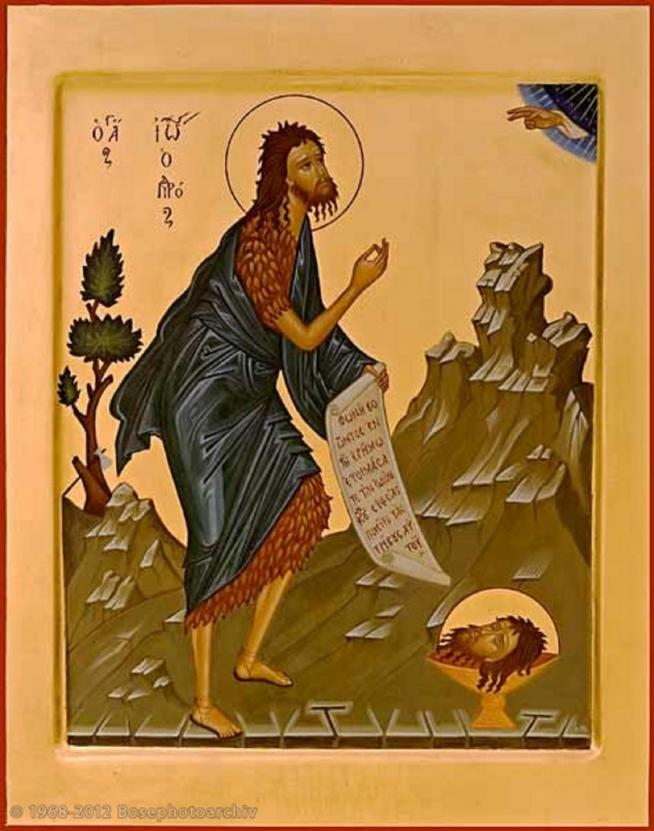 Martyre de saint jean baptiste 11