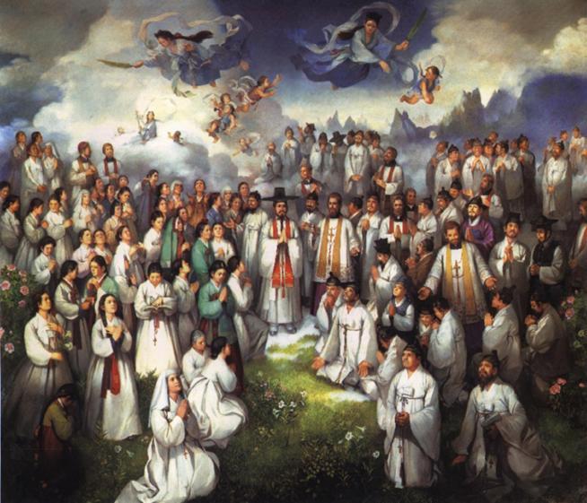 Martyrs de coree 11