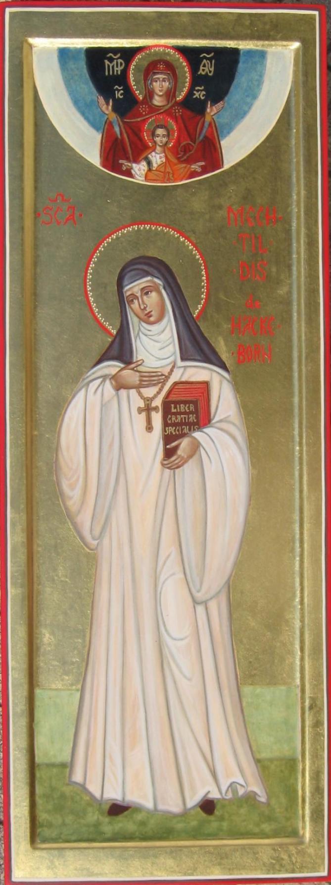 ✟Les Saints - Les Saintes du  Jour✟ - Page 18 Matildehackeborn11web1-1