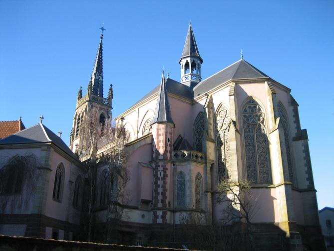 Mattaincourt basilique