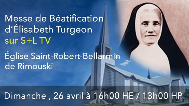 Messe de beatification elisabeth turgeon 610x343