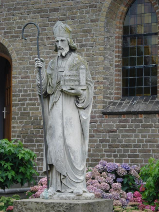 Mill statue de st willibrord 11
