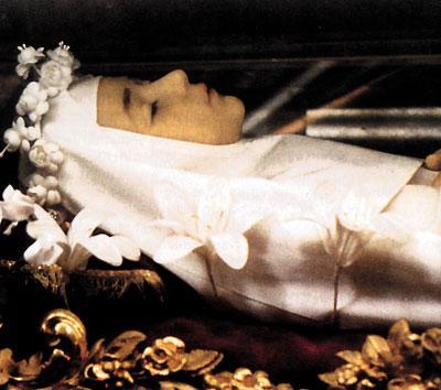 Sainte Imelda patronne des premiers communiants fête 12 mai N201223-026