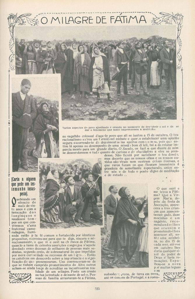 Newspaper fatima 2