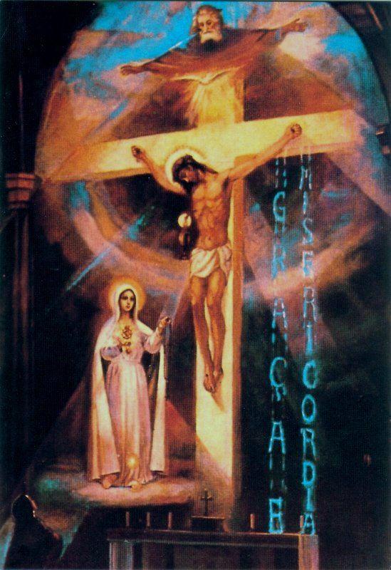 Par sa mediation subordonnee a celle du redempteur marie contribue d une maniere speciale a l union de l eglise en pelerinage sur la terre 2