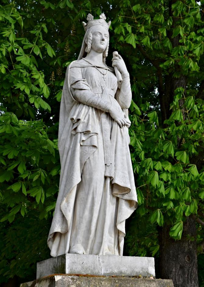 Paris jardins luxembourg sainte bathilde 2014 2