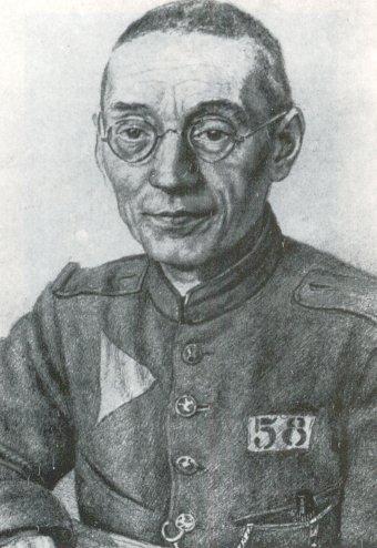 Pere titus brandsma pretre carme au camp de concentration de dachau 1