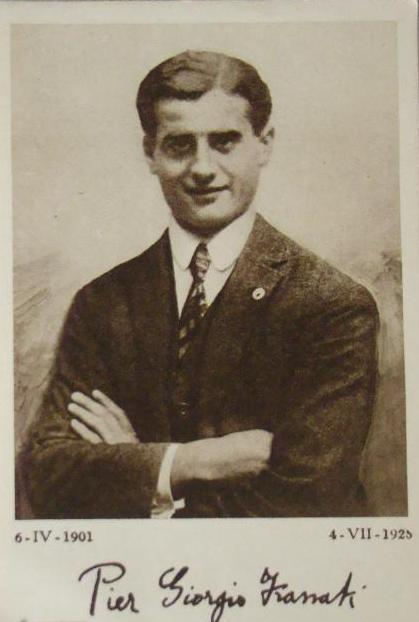 Pier giorgio frassati1925