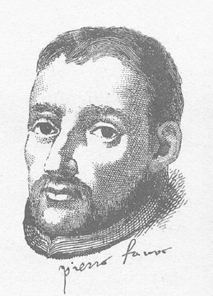 Pierre favre 1506 1546