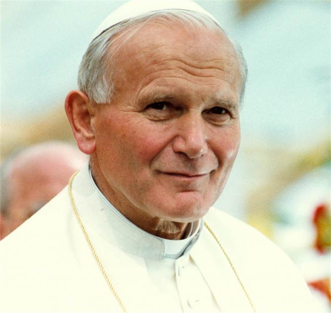 Pope john paul ii full