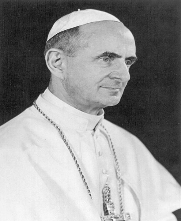 Publication de lencyclique ecclesiam suam de paul vipaul vi