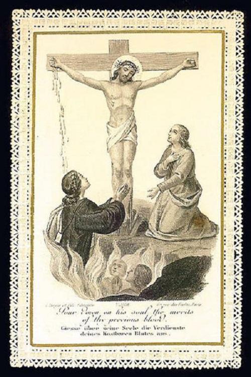 ✟Les Saints - Les Saintes du  Jour✟ - Page 18 Purgatory.2