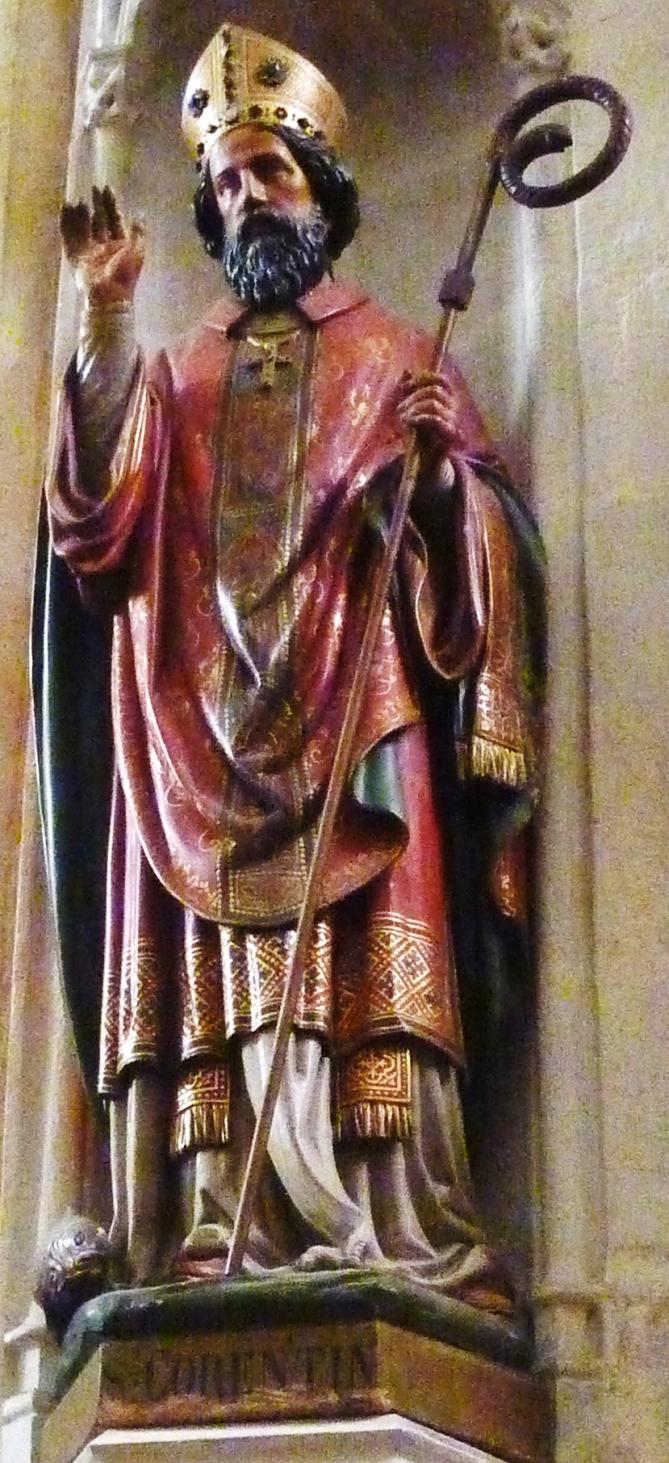 Quimper 14 cathedrale saint corentin