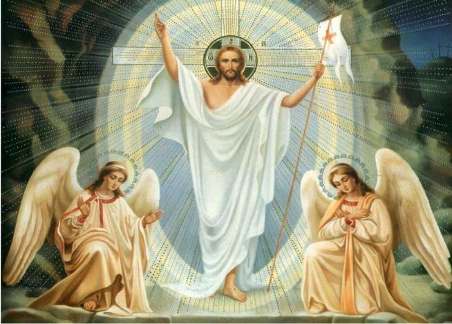 Resurrection du seigneur 11
