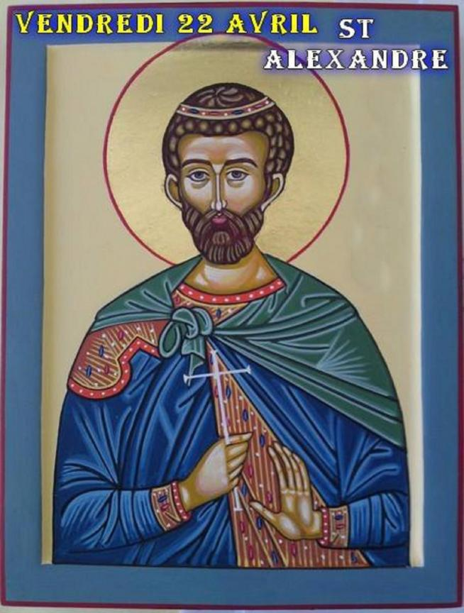 Saint alexandre 11