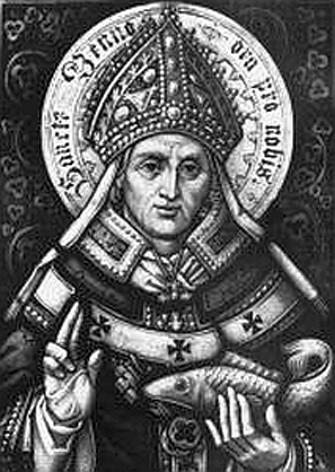 Saint bennon eveque de metz et d einsiedeln 941