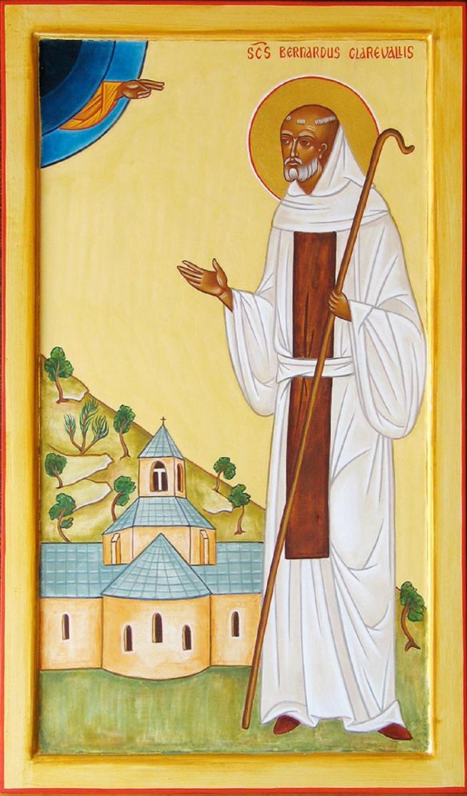 Saint bernard de clairvaux 11