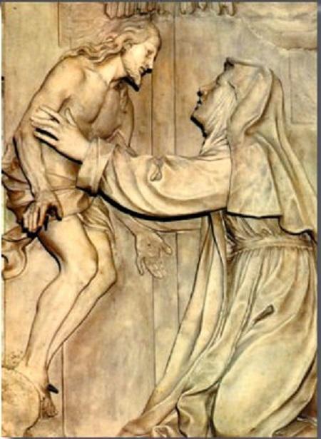 Saint catherine de ricci cross 2