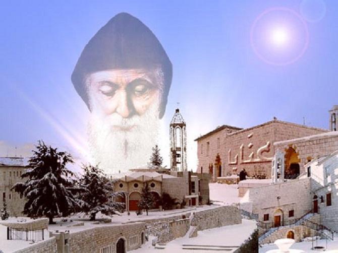 Saint charbel makhlouf pretre et moine maronite 1828 1898 2