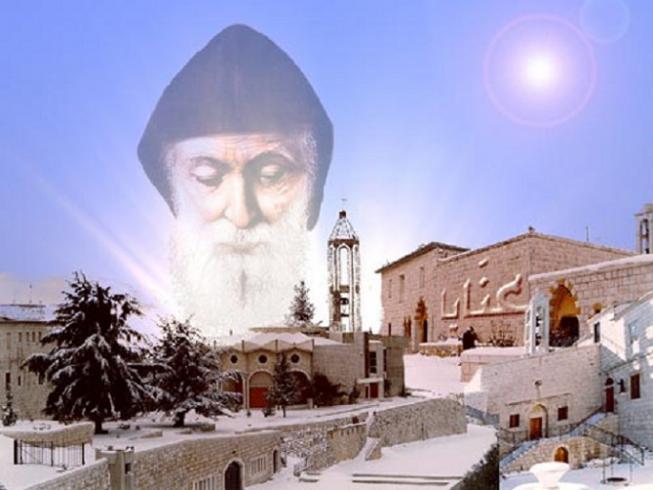 Saint charbel makhlouf pretre et moine maronite 1828 1900