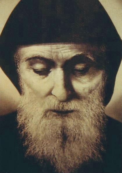 Saint charbel makhlouf pretre et moine maronite 2