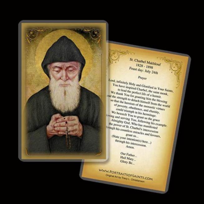 Saint charbel makhlouf 11