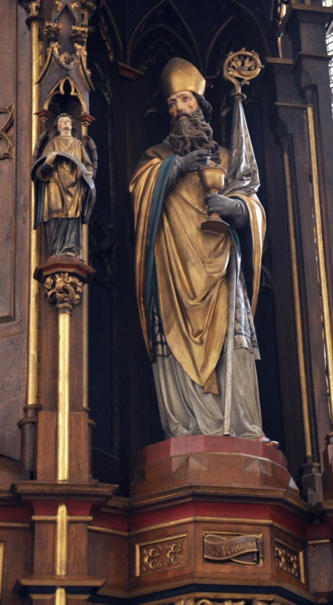 Saint conrad 11