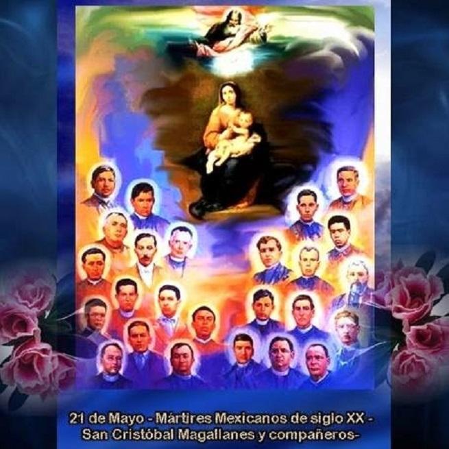 Saint cristobal magallanes pretre et ses 24 compagnons