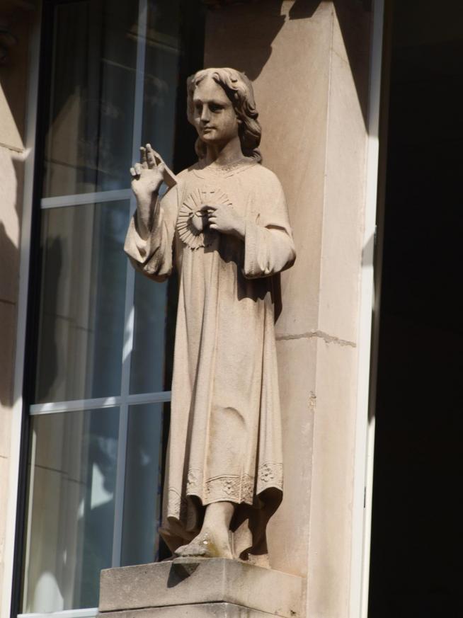 Saint denis les sens fr 89 sainte colombe cloitre 15 11