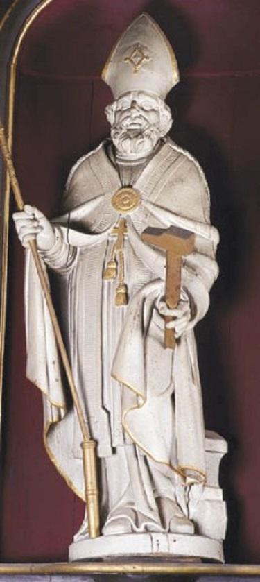 Saint eloi statue 2