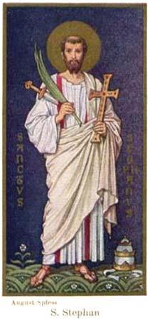 Saint etienne ier pape et martyr 258