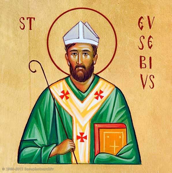Saint eusebe eveque de verceil martyr c 372