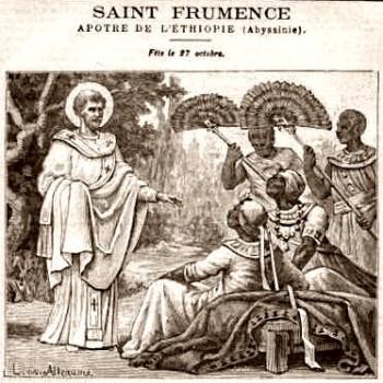 Saint frumence a la cour du roi dabyssinie 350x350