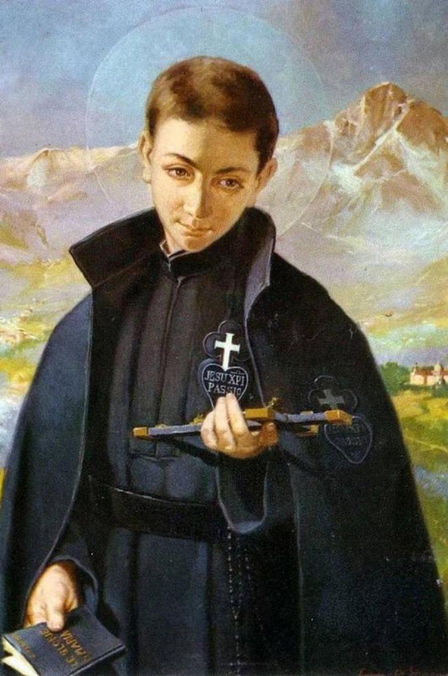 Saint gabriel de l addolorata 11