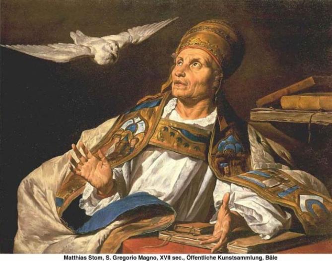 Saint gregoire le grand 2