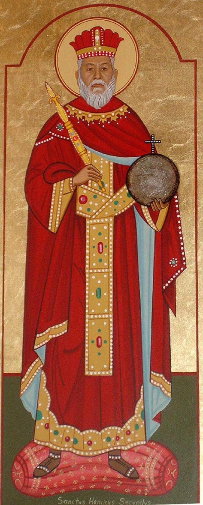 Saint henri ii empereur d allemagne 11