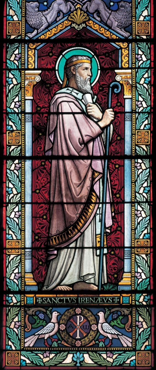 Saint irenee saint irenee