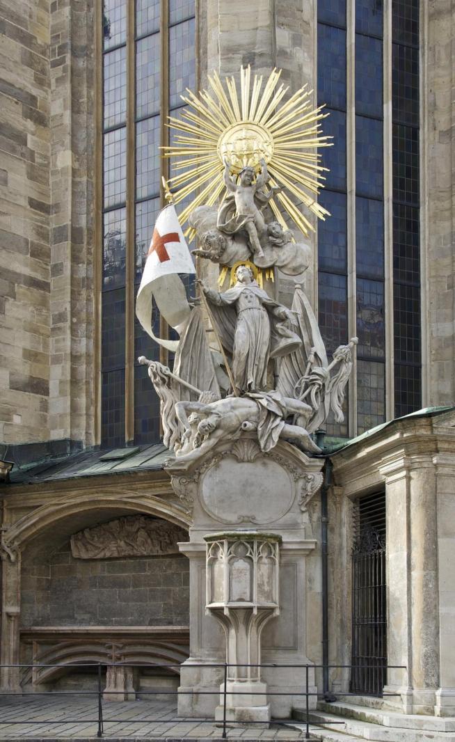 Saint jean de capistran cathedrale vienne 11