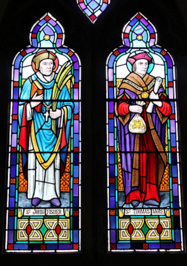 Saint john fisher et saint thomas more 11