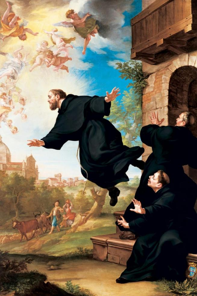 Saint joseph de cupertino 11