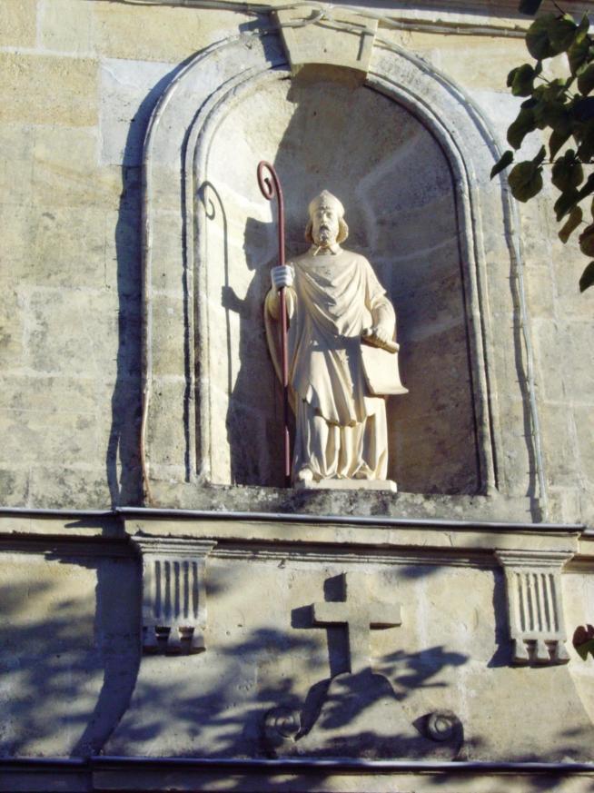 Saint medard a saint medard d eyrans