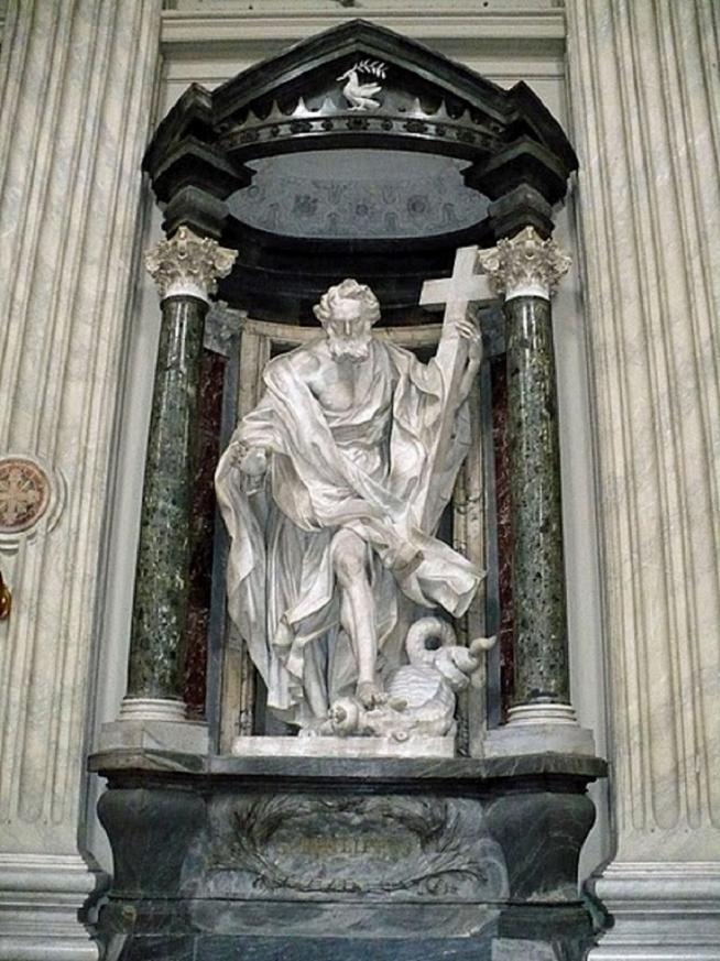 Saint philippe un des 12 apotres du christ