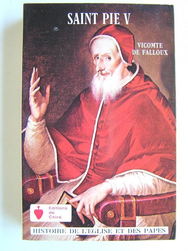 Saint pie v pape de l ordre des freres precheurs