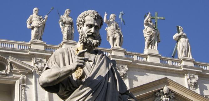 Saint pierre apotre vatican rome 1