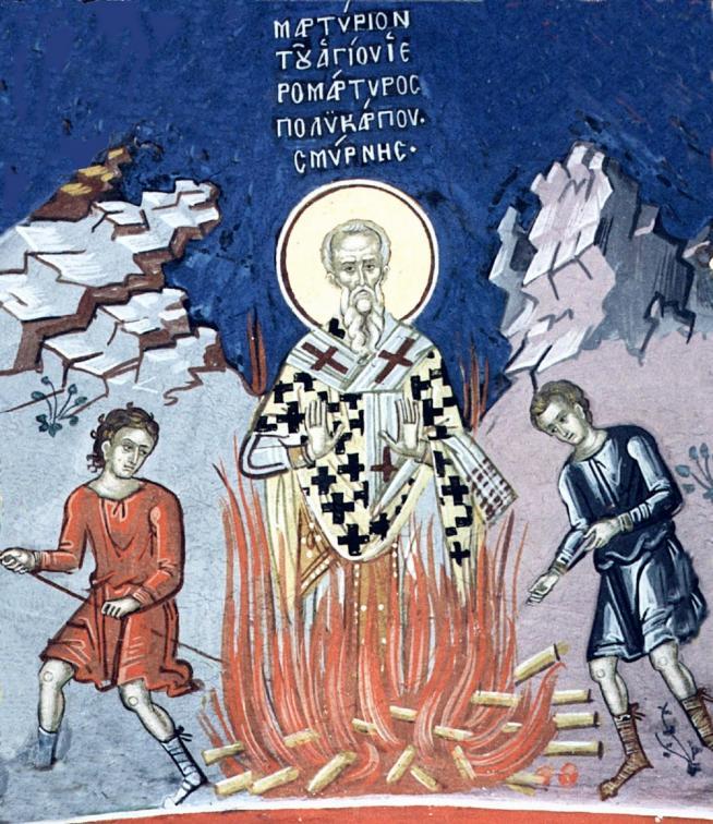 Saint polycarpe 11