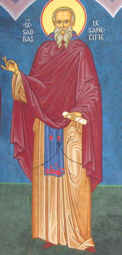 Saint sabbas le sanctifie 1