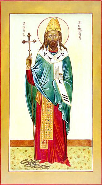 Saint samson eveque 1