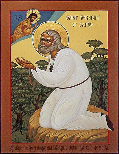 Saint seraphim de sarov 1