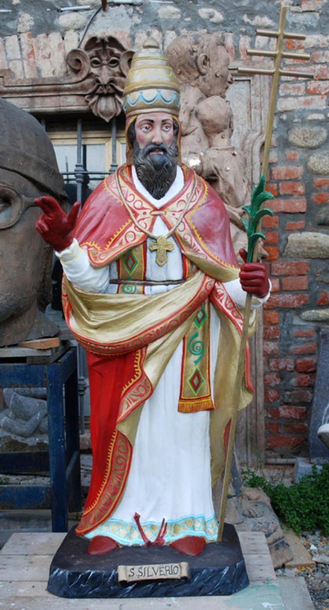 Saint silvere pape 11