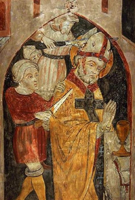 Saint thomas becket 2